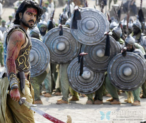 Magadheera Movie Review Magadheera   between lines of Dubbing and Remake