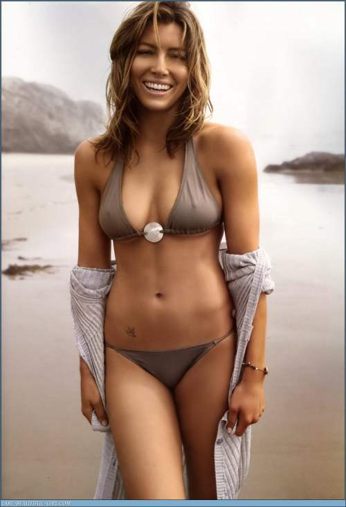 jessica biel 2 Copy Southdreamzs top 100 Hottest Women of 2010