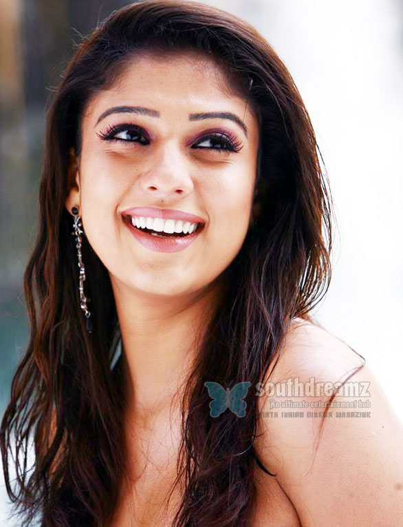 Nayanthara dances in glamour dress in minus degree temperature