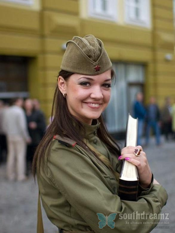 russia Top 50 Killer Military Girls