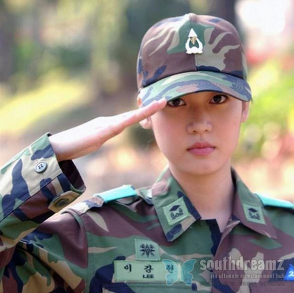 south korea Top 50 Killer Military Girls