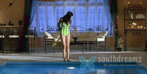 Actress Shriya in swimsuit hot bikini Hot Shriya in swimsuit