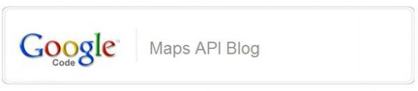 Google Maps API Blog 586x128 Googles Official Blogs