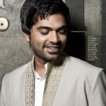 Simbu @ RITZ Magazine August Issue