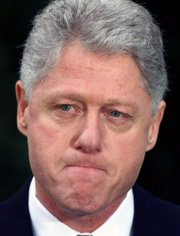 Bill Clinton Bill Clinton