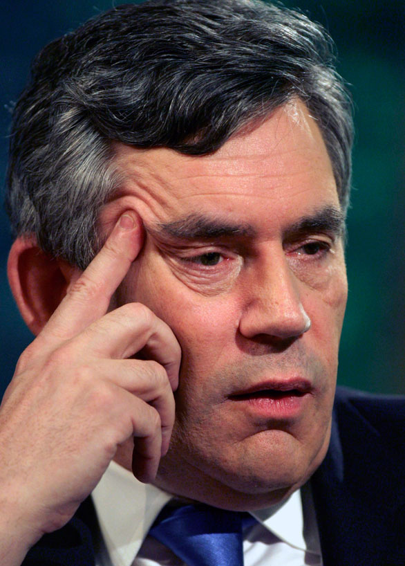 Gordon Brown Gordon Brown