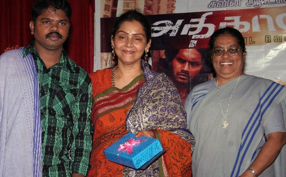 adhikaalai stills Short Film With Strong Message