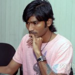Dhanush has admitted in a private hospital