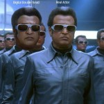 Rajnikanth's shoots for Shahrukh Khan's Ra One