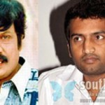 Goundamani upset at Santhanam 'aping' his style