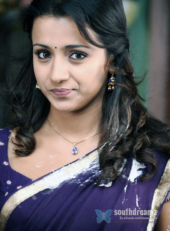 trisha12 Trisha eyes to pair up with Rajinikanth