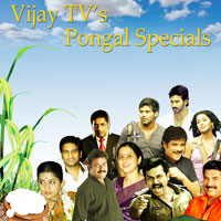 2011 Pongal Specials on Vijay TV Pongal Specials on Vijay TV   2011