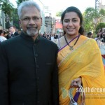 New Year Eve party hosted by director Manirathnam