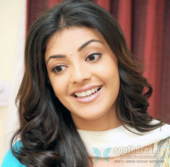 Kajal Agarwal Wins Singam Hindi Remake Kajal Agarwal wins Singam hindi remake