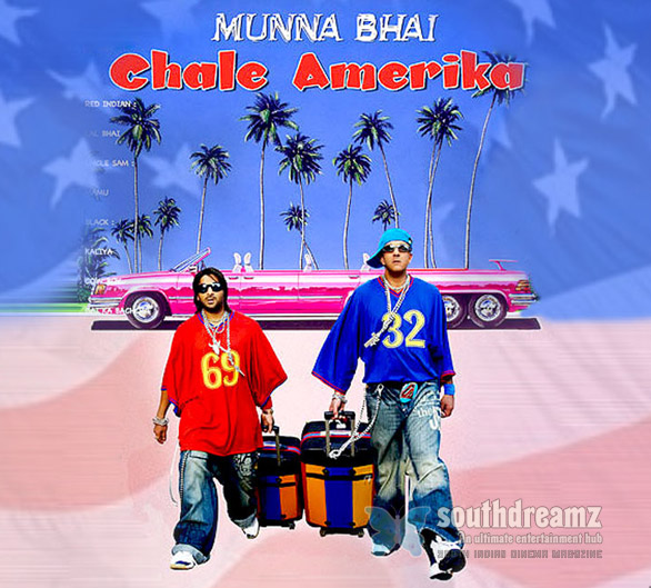 Munnabhai Chale Amerika Upcoming Bollywood Movies   2011