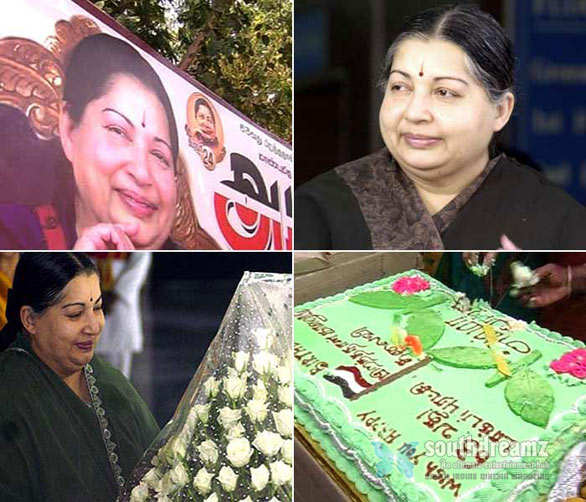 aiadmk chief jayaram jayalalithaa stills 1 63 yrs of being J.Jayalalitha
