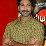 Aadhi flying high after Aadupuli success