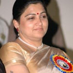 Why Kushboo wanted to go home?