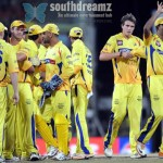 RCB knocked out, Chennai through