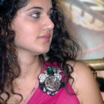 Taapsee on promotion spree