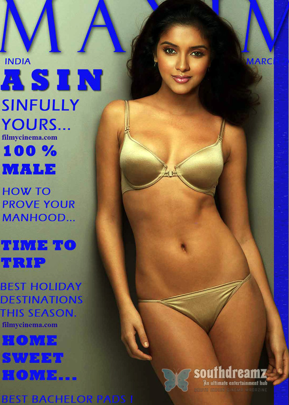 Bollywood Asin Maxim