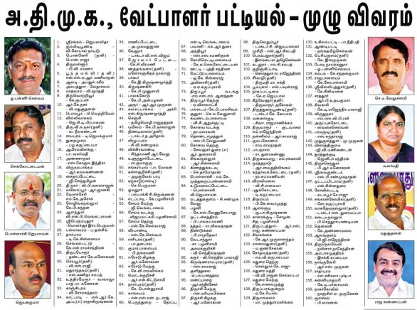 tamilnadu election 2011 admk candidates list 586x436 Wanna know who are contestants in your area and their criminal history, property details?