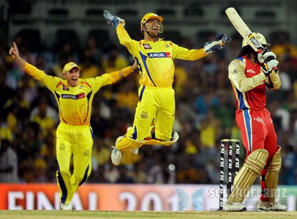 chennai super kings beat royal challengers bangalore to win ipl 4 17 IPL 5   IPL 2012 Schedule, Teams, Venue & Players