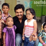 Karthi becomes cause ambassador to support LSD