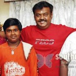 Vijayakanth's son into films