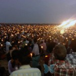 Candle light for Tamils, Marina Beach, June 26th (70)