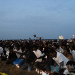 candle light vigil memory of tamils killed in sri lanka marina beach jun 26 stills 26 150x150 Candle Light Vigil   Memory of Tamils killed in Sri Lanka   Marina Beach