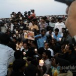 Candle light for Tamils, Marina Beach, June 26th (47)