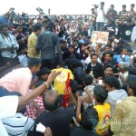 Candle light for Tamils, Marina Beach, June 26th (19)