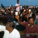 candle light vigil memory of tamils killed in sri lanka marina beach jun 26 stills 80 150x150 Candle Light Vigil   Memory of Tamils killed in Sri Lanka   Marina Beach