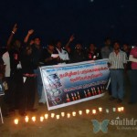 candle light vigil memory of tamils killed in sri lanka marina beach jun 26 stills 92 150x150 Candle Light Vigil   Memory of Tamils killed in Sri Lanka   Marina Beach