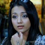 Trisha on song