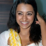 Trisha is Jeeva's heroine