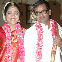 Selvaraghavan geetanjali Selvaraghavans traditional wedding
