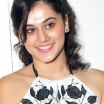 Taapsee sheds a few pounds
