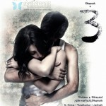 3-movie-dhanush-shruti-first-look-poster