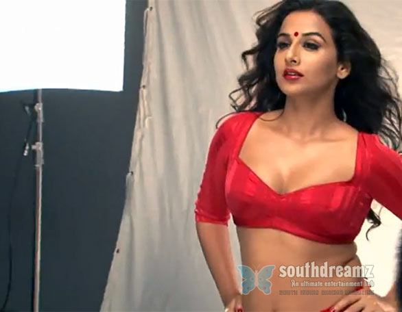 making of the dirty picture hot photos of vidya balan 14 Making of The Dirty Picture! Hot photos of Vidya Balan