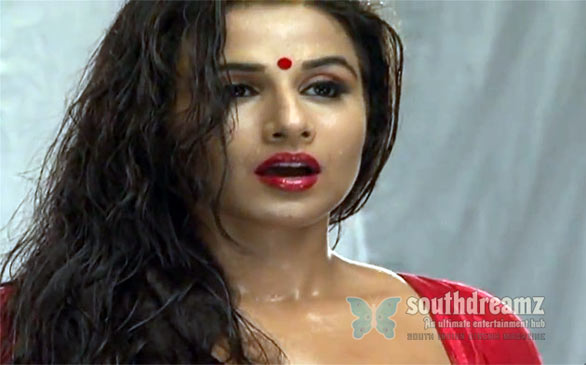 Making Of The Dirty Picture Hot Photos Of Vidya Balan-7829