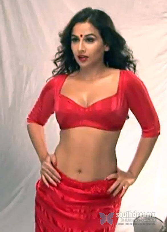 making of the dirty picture hot photos of vidya balan 6 Vidya Balan from sexy to seemly?!