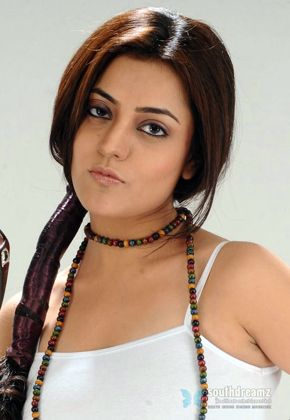 south indian glamour actress nisha agarwal hot photo shoot 7 Nisha Agarwal Vs Kajal Agarwal
