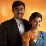Sneha, Prasanna offer prayers
