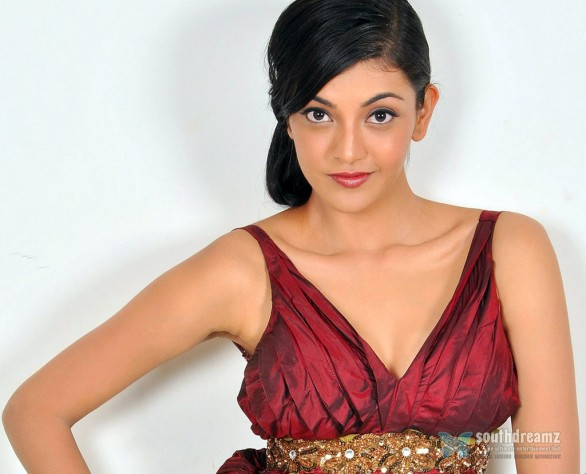kajal agarwal sexy hot picture 586x474 2011 notable actresses of Tamil Cinema