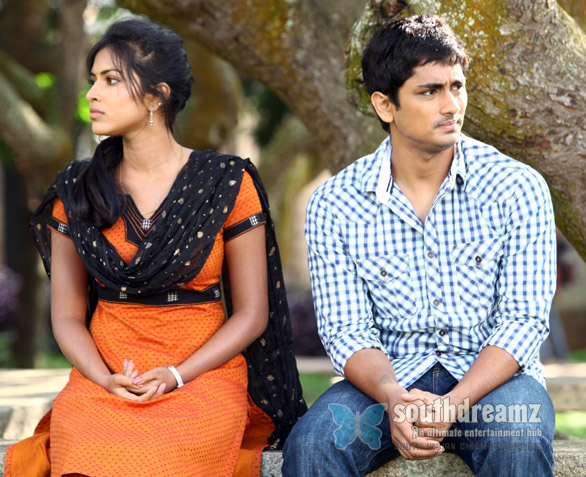 love failure sidharth amala paul stills 2 Siddharth aims success with Love Failure