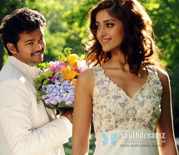 nanban vijay ileana latest stills Shankars next movie