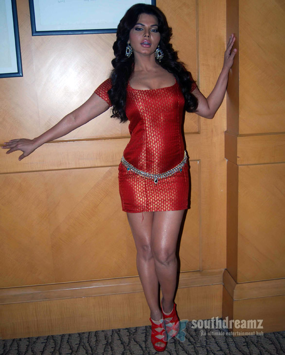 Rakhi Sawant at Loot film press meet 5 Film on Mika wont have Rakhi Sawant episode