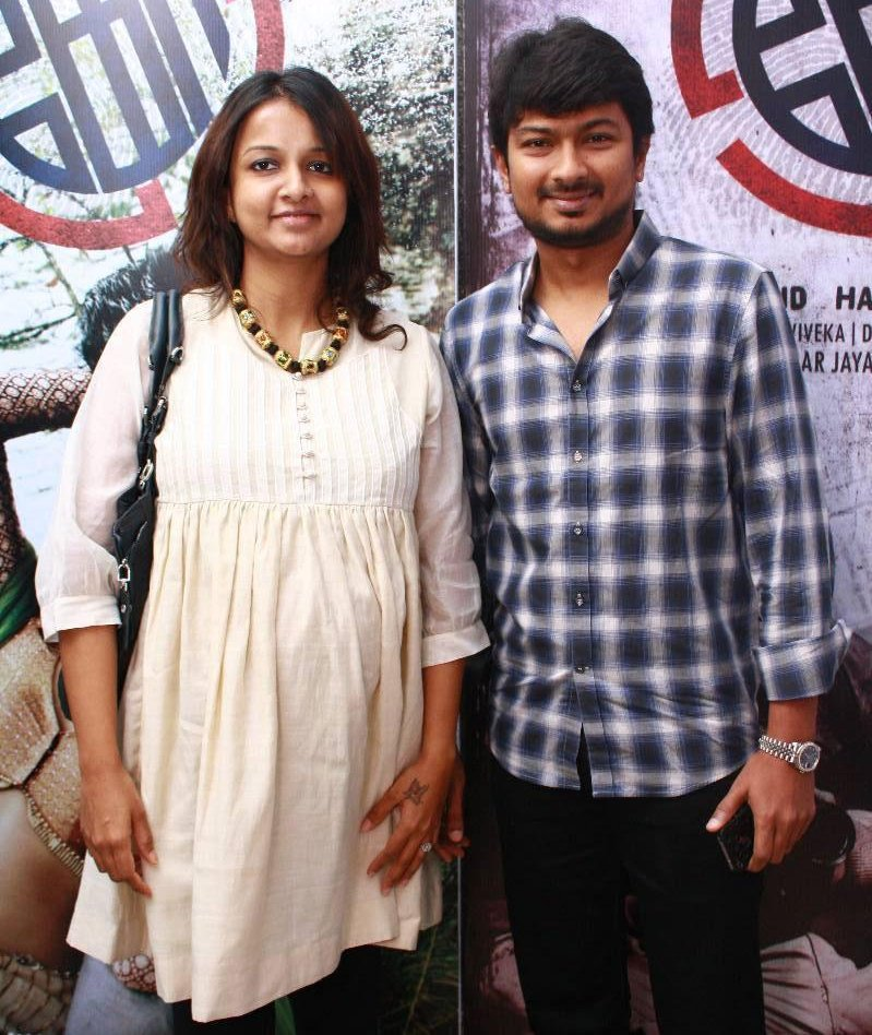 ko movie audio launch stills Now, Udhayanidhi Stalins wife in Kollywood